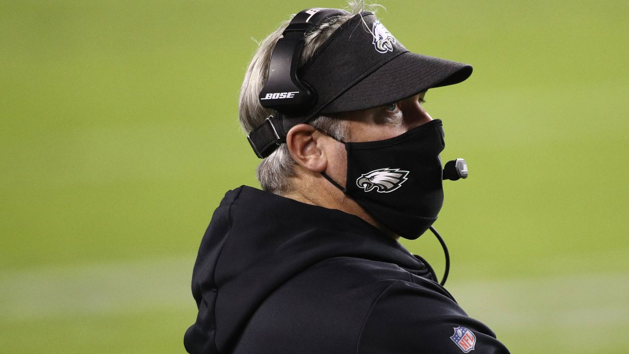 12. Pick (Philadelphia Eagles via San Francisco 49ers, Miami Dolphins) - Bildquelle: imago images/Icon SMI