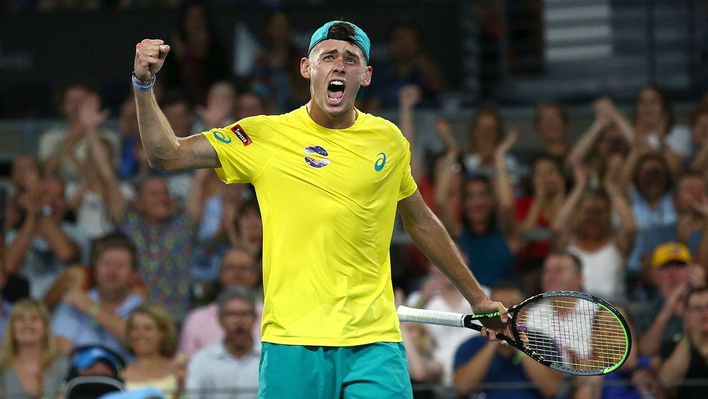 Alex de Minaur muss auf Australian Open verzichten - Bildquelle: Getty Images