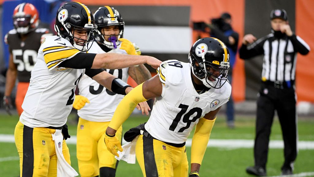 Platz 9: Pittsburgh Steelers (12-4) - Bildquelle: Getty
