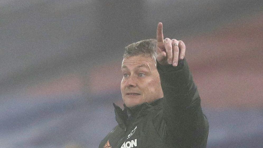 Solskjaer sieht 0:0 von Manchester United - Bildquelle: AFPPOOLSIDADRIAN DENNIS