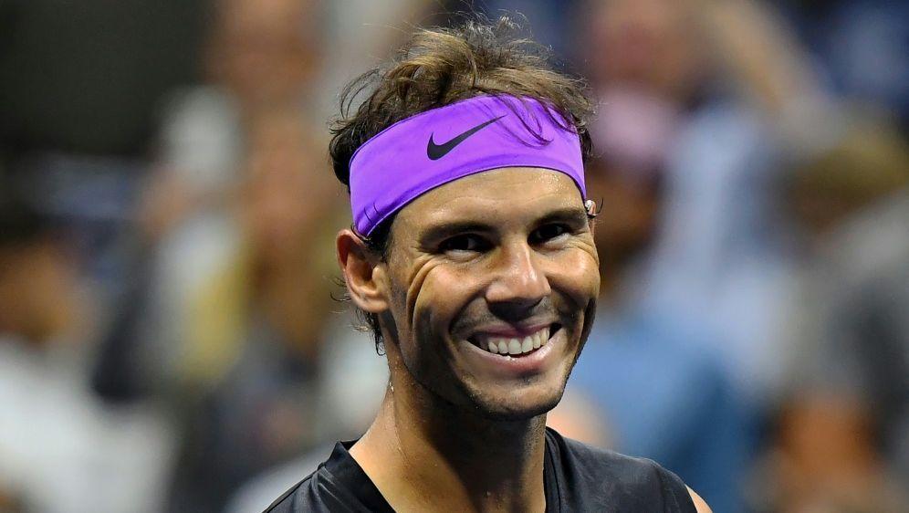 Tennis-Star Rafael Nadal hat auf Mallorca geheiratet - Bildquelle: AFPSIDJohannes EISELE
