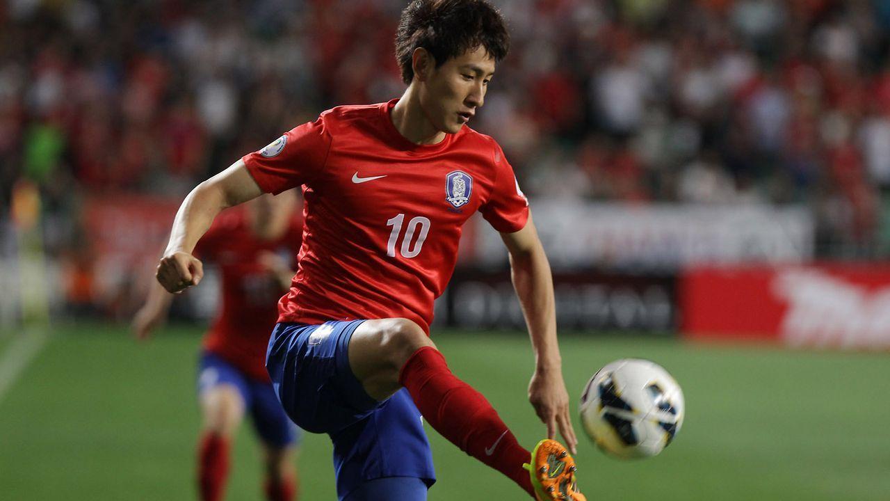 Dong-won Ji - Bildquelle: 2013 Getty Images