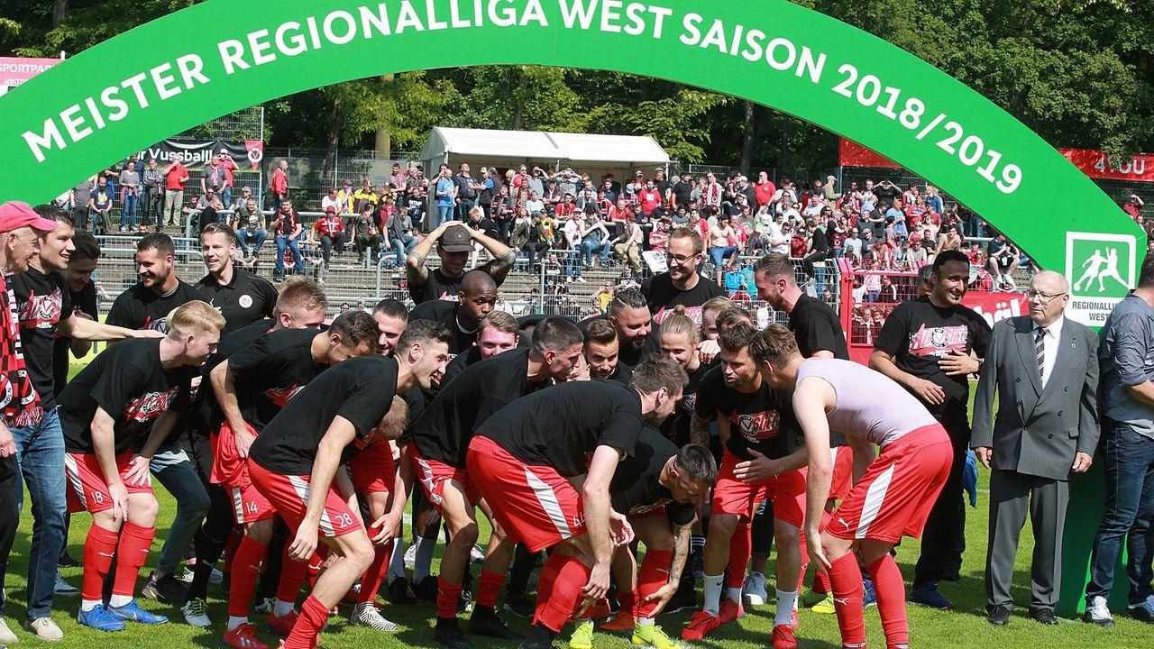 Deutschlands jüngster Profiklub ist dabei  - Bildquelle: imago images / Herbert Bucco