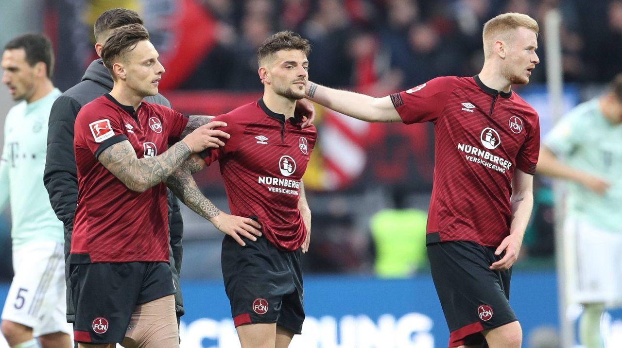 19. Platz: 1. FC Nürnberg - Bildquelle: imago images