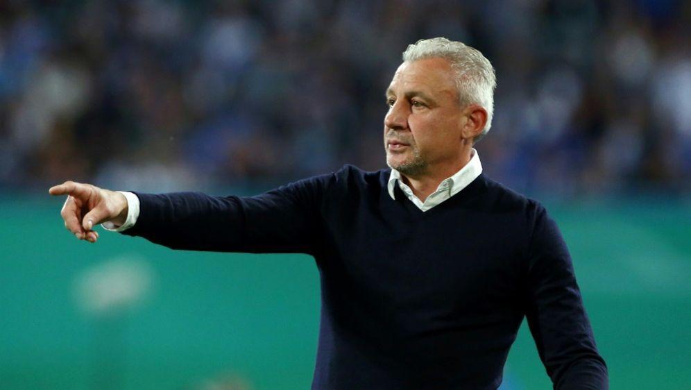 Köln und Trainer Dotschew verpassen Sieg gegen Jena - Bildquelle: PIXATHLONPIXATHLONSID