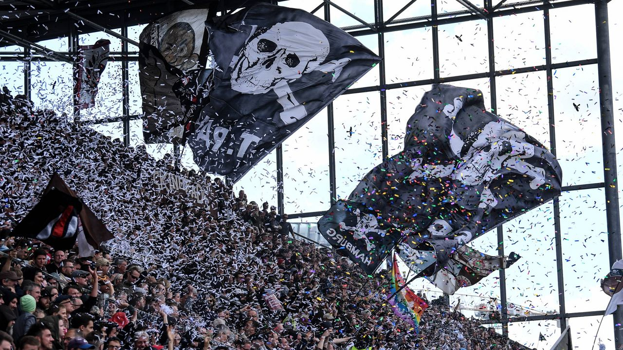 Platz 6: FC St. Pauli - Bildquelle: imago