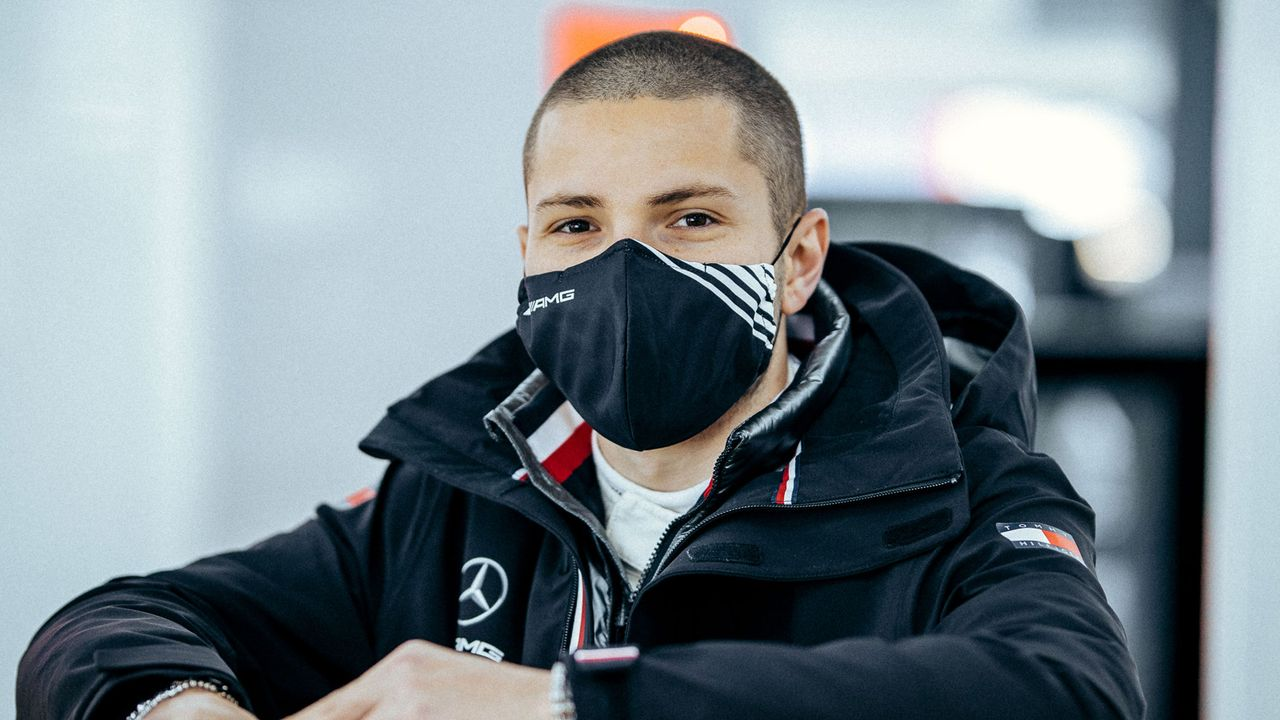 Vincent Abril (Mercedes-AMG Team HRT) - Bildquelle: Gruppe C GmbH
