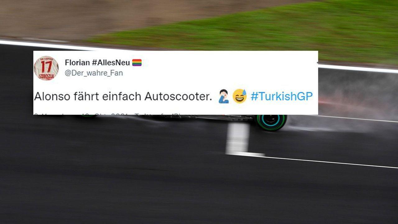 Die Netzreaktionen zum Türkei-GP - Bildquelle: imago images/Motorsport Images