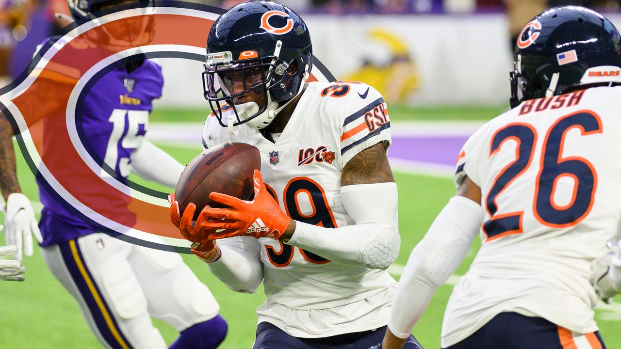 Eddie Jackson (Chicago Bears) - Bildquelle: 2019 Getty Images