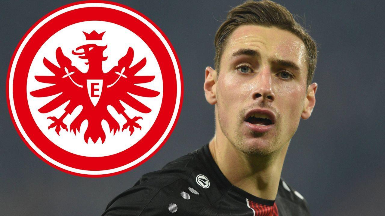 Dominik Kohr (Eintracht Frankfurt)   - Bildquelle: imago
