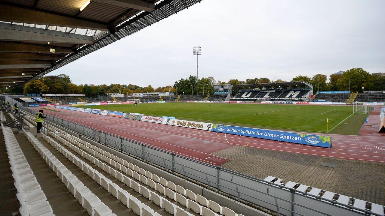 SSV Ulm 1846 - 1. FC Nürnberg - Bildquelle: imago images/Jan Huebner