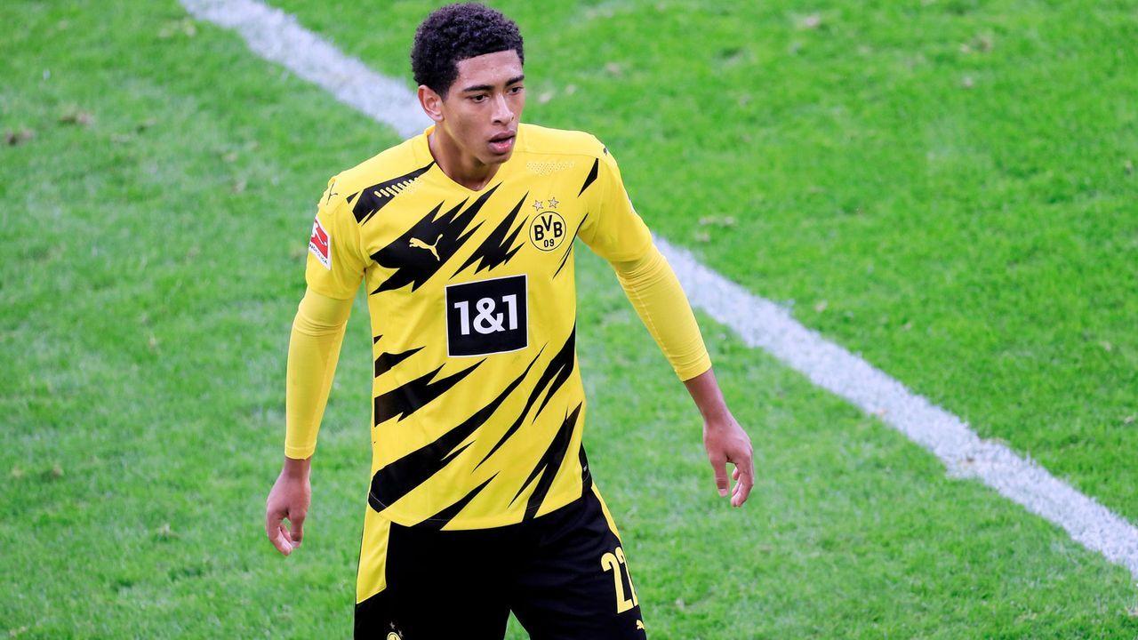 Platz 8 - Jude Bellingham (Borussia Dortmund) - Bildquelle: Imago Images