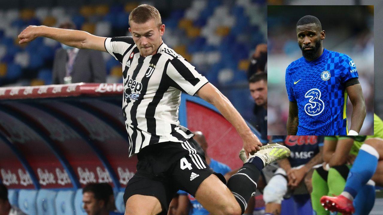 Matthijs de Ligt (Juventus Turin) - Bildquelle: Getty/Imago