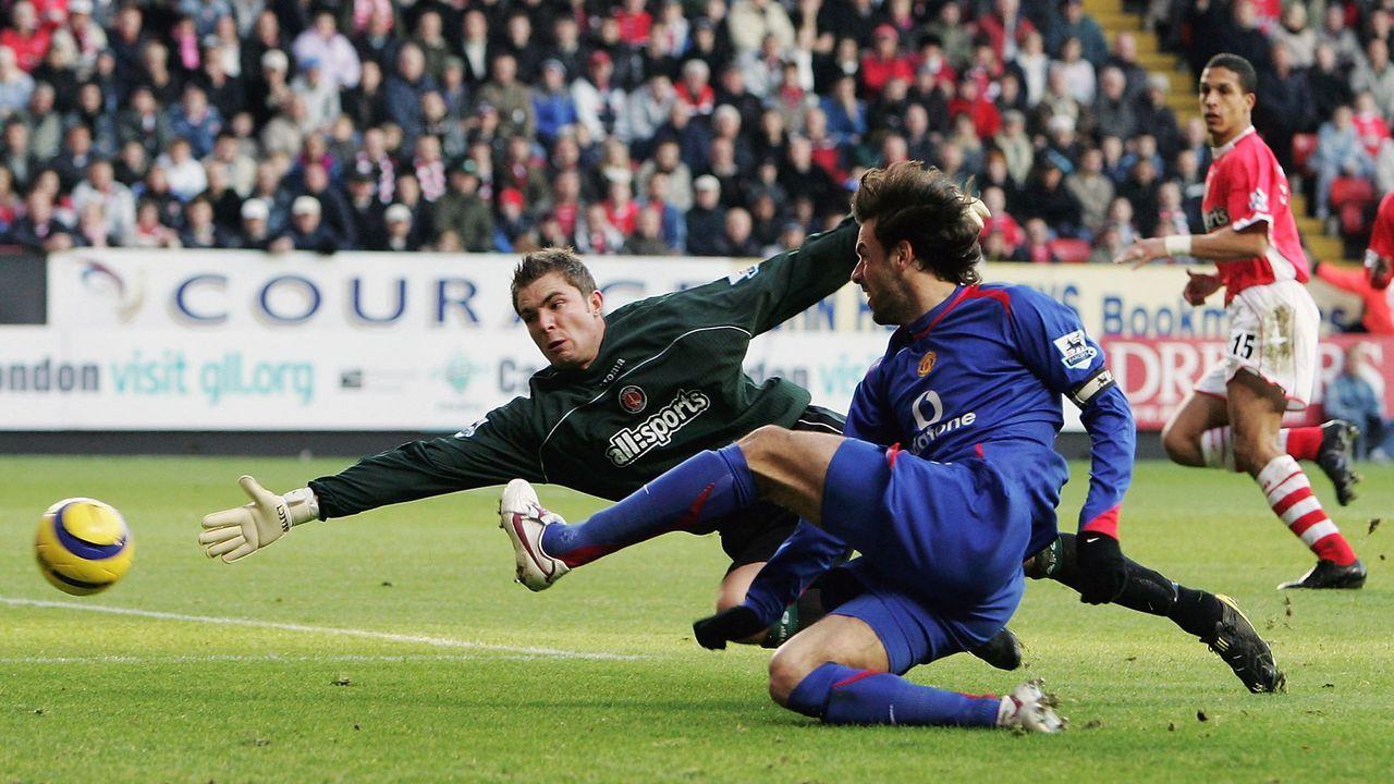 Ruud van Nistelrooy (Manchester United) - Bildquelle: 2005 Getty Images