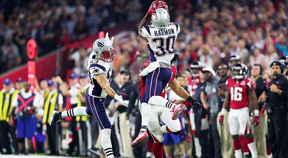 11. neuer Rekord: Meiste First Downs eines Teams in einem Super Bowl - Bildquelle: 2017 Getty Images