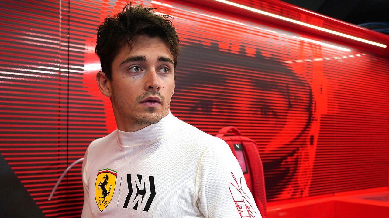 Charles Leclerc (Scuderia Ferrari) - Bildquelle: imago images