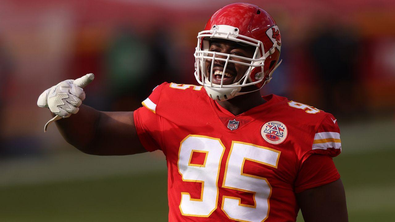 Chris Jones (Defensive Tackle - Kansas City Chiefs) - Bildquelle: 2020 Getty Images