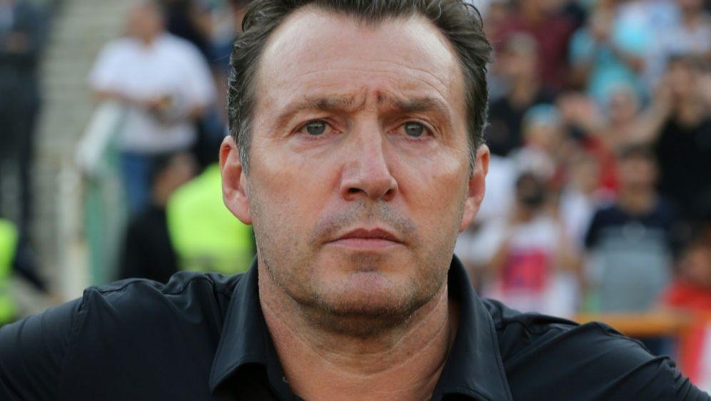 Marc Wilmots kündigt seinen Vertrag als Nationaltrainer - Bildquelle: AFPAFPATTA KENARE