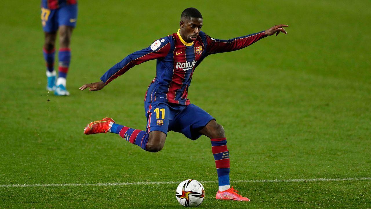 Ousmane Dembélé - Bildquelle: imago images/AFLOSPORT