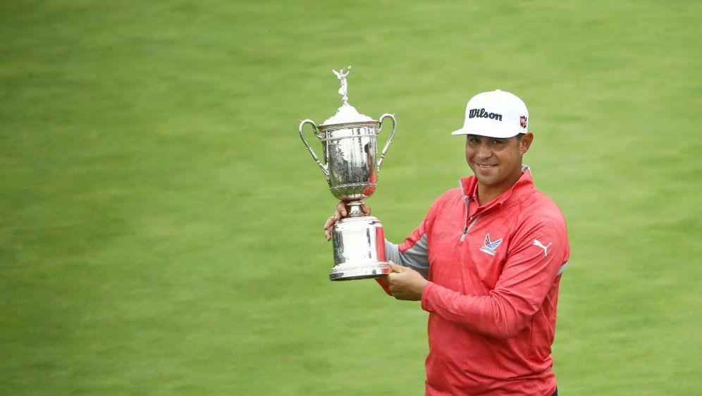 Gary Woodland triumphiert bei der US Open - Bildquelle: AFPGETTY IMAGES NORTH AMERICASIDEZRA SHAW