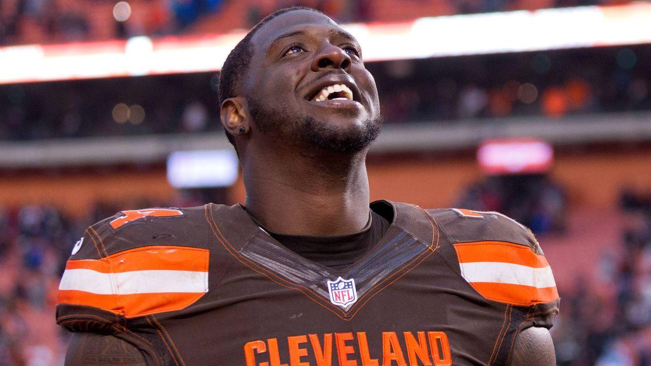 Cameron Erving (Cleveland Browns, 2015 an 19. Stelle) - Bildquelle: imago/Icon SMI