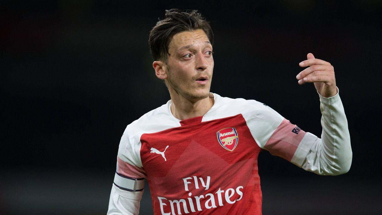 Mesut Özil (FC Arsenal) - Bildquelle: imago