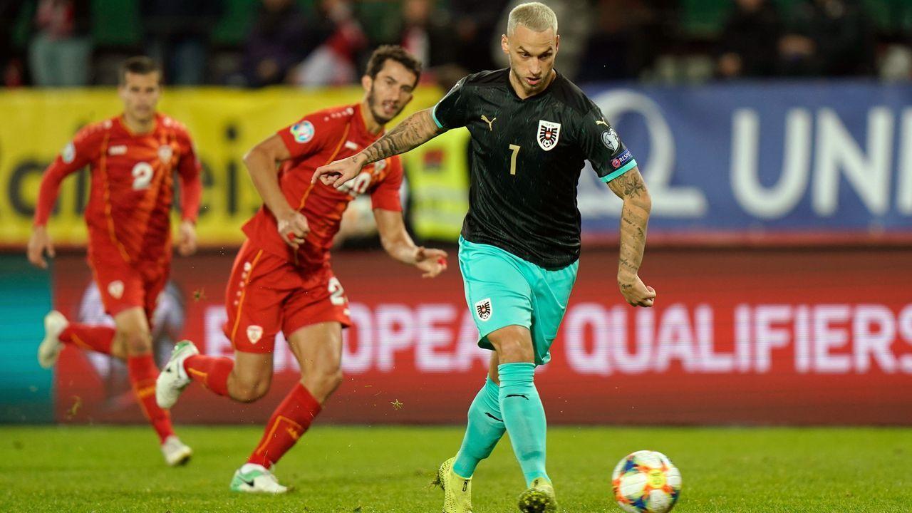 Marko Arnautovic (früher SV Werder Bremen) - Bildquelle: 2019 Getty Images