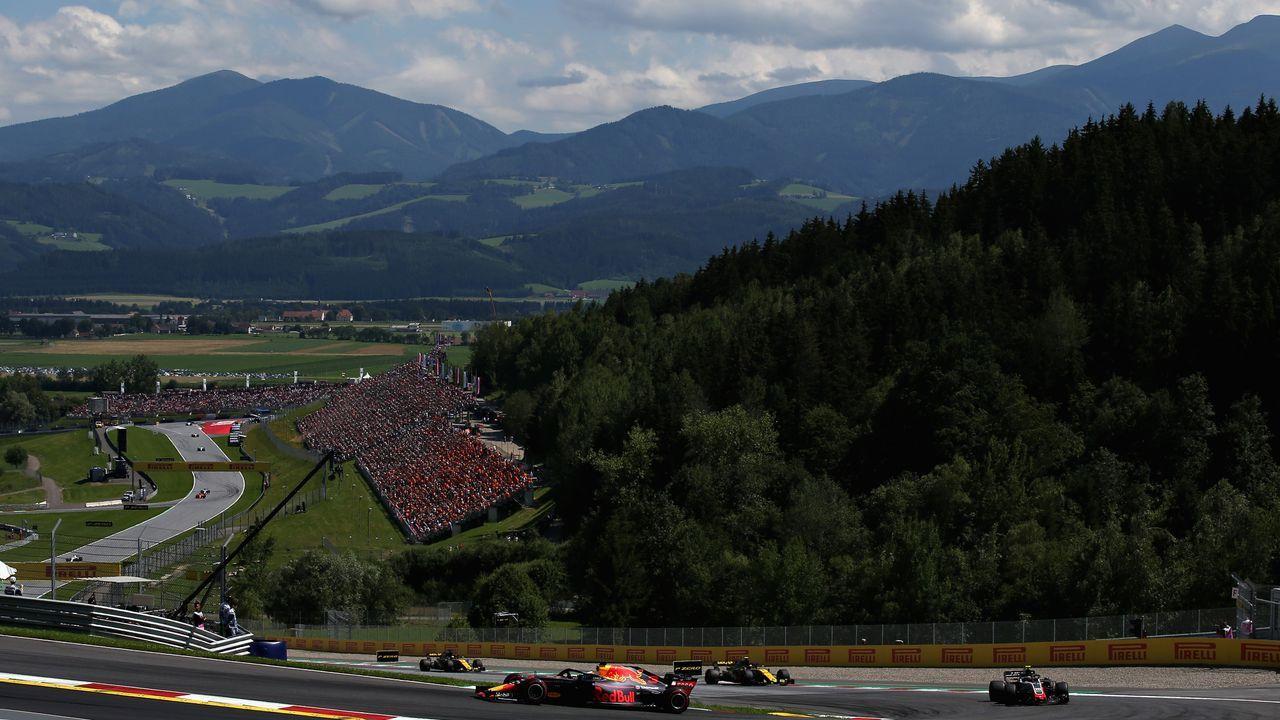 Red Bull Ring Spielberg, Österreich  - Bildquelle: 2018 Getty Images