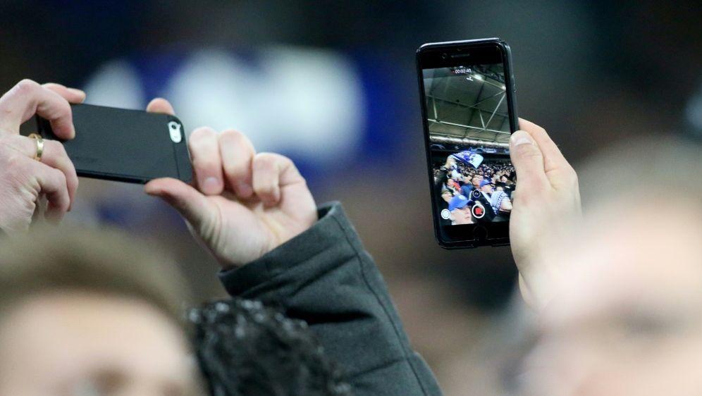 Social Media Liga: S04 und Bayern führend - Bildquelle: FIRO SportphotoFIRO SportphotoSID