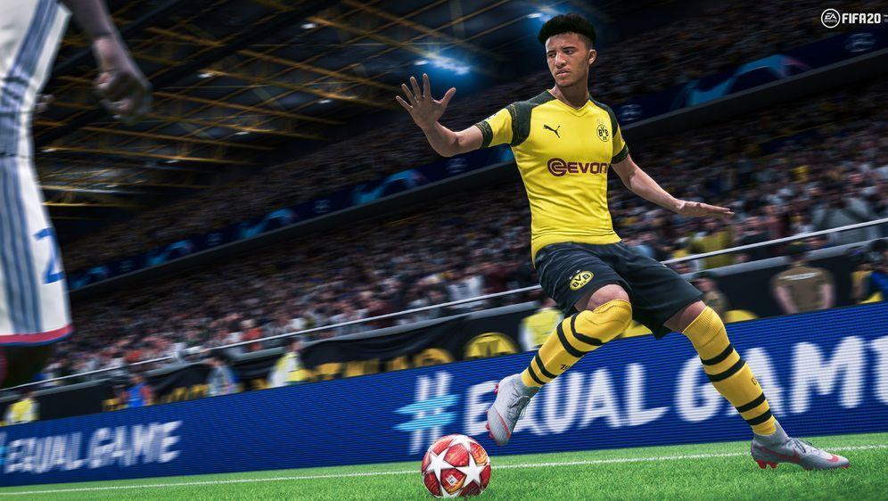 """""""EA"""" hat neue Updates zu FIFA 20 veröffentlich. - Bildquelle: EA Sports"""