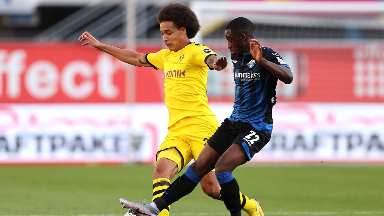 Axel Witsel - Bildquelle: 2020 Getty Images