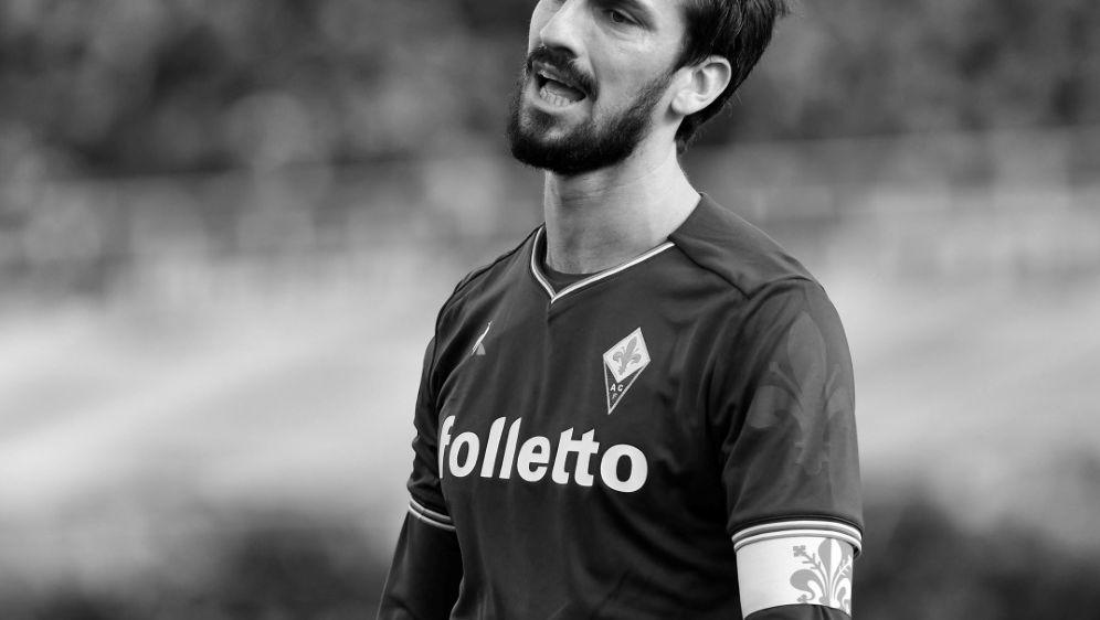 Der AC Florenz gibt den Tod von Davide Astori bekannt - Bildquelle: PIXATHLONPIXATHLONSID