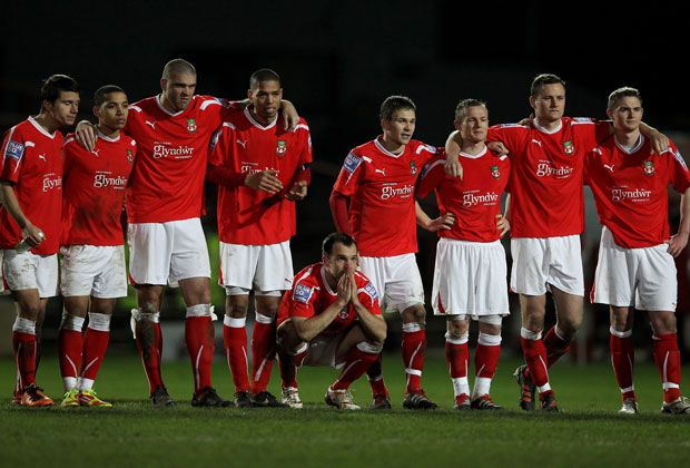 Platz 9: FC Wrexham - Bildquelle: Getty Images