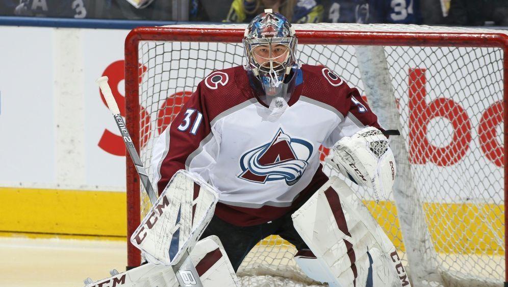 NHL erlaubt Olympia-Teilnahme, Grubauer freut sich - Bildquelle: AFPGETTY IMAGES SIDClaus Andersen