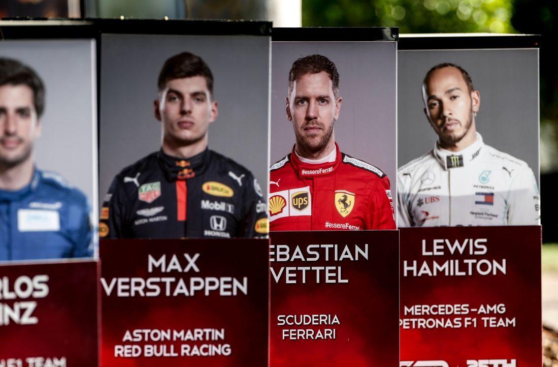 F1 2020: Das sind die Ratings der Fahrer - Bildquelle: imago images/HochZwei