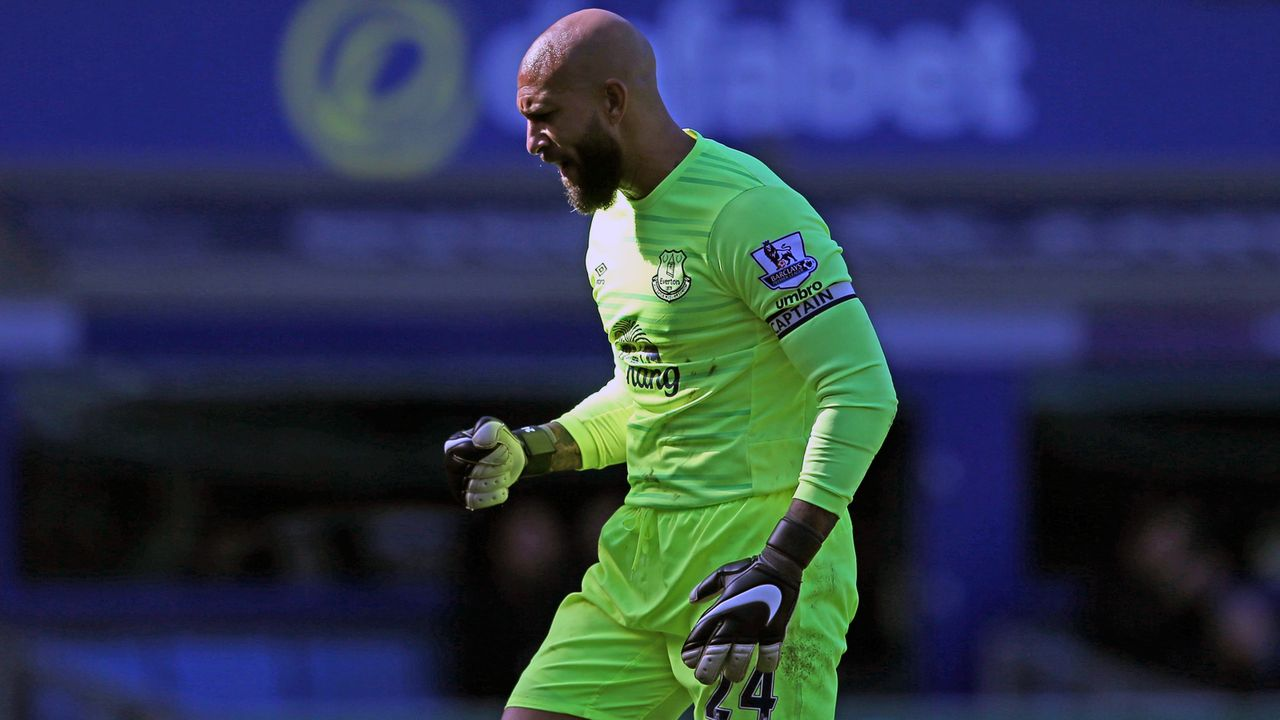FC Everton - Bildquelle: 2016 Getty Images