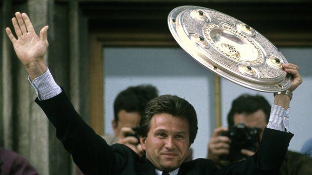 1987 bis 1991 FC Bayern München - Bildquelle: imago/Horstm¸ller