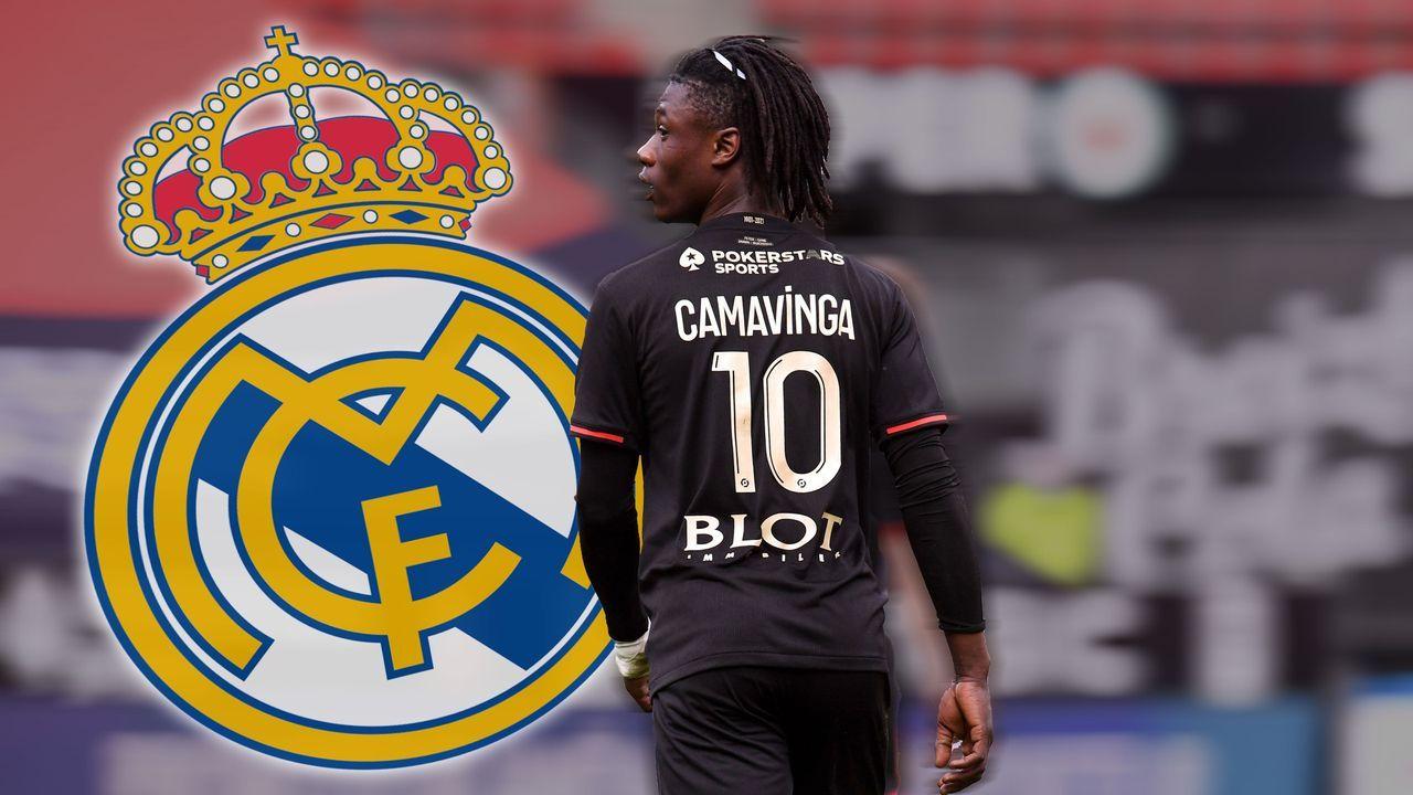 Eduardo Camavinga (Real Madrid) - Bildquelle: imago images/PanoramiC