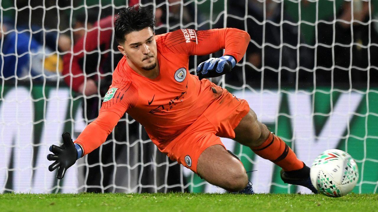 Arijanet Muric (Manchester City) - Bildquelle: 2018 Getty Images
