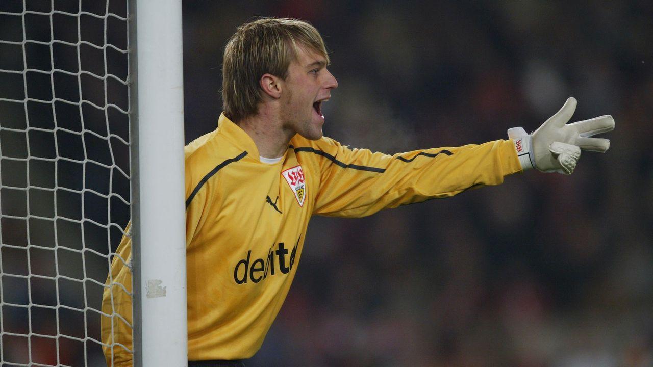 Platz 1: Timo Hildebrand (VfB Stuttgart) - Bildquelle: Getty Images