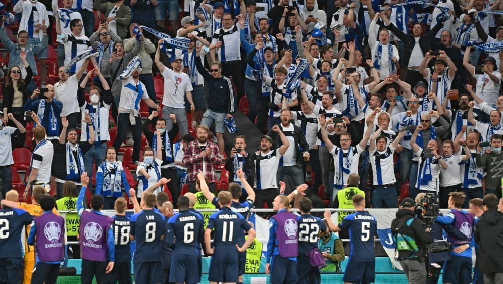 Die Finnen sind motiviert, gegen Belgien zu spielen - Bildquelle: AFPSIDJONATHAN NACKSTRAND