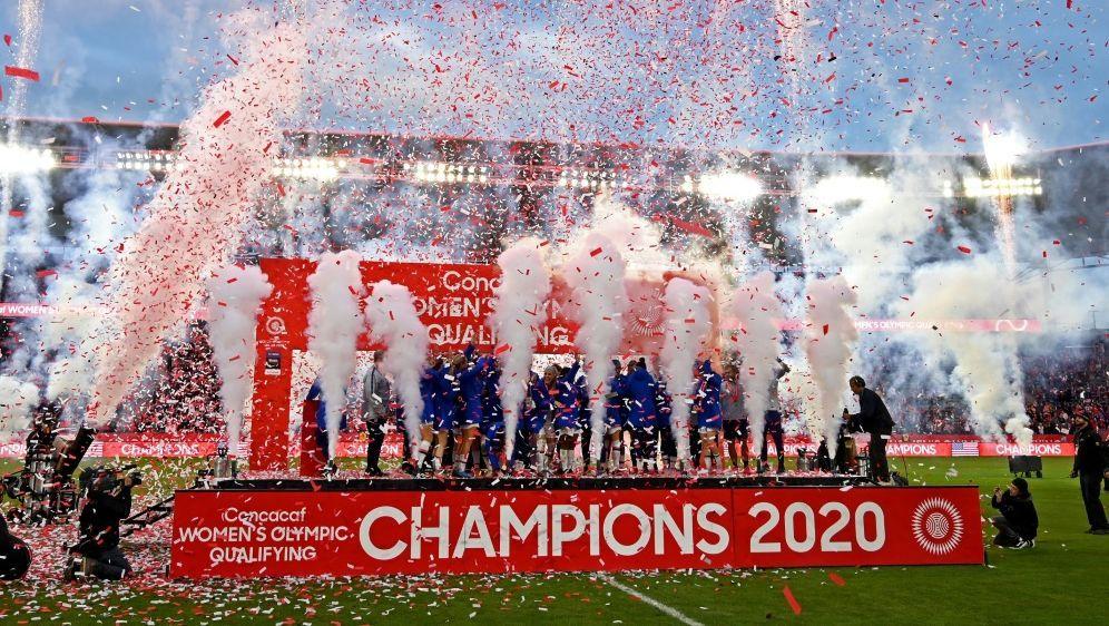 USA siegt beim CONCACAF-Qualiturnier - Bildquelle: AFPGETTY SID