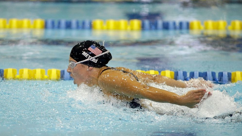Rebecca Meyers sagt Paralympics-Start ab - Bildquelle: AFPGETTY SIDBOB LEVERONE