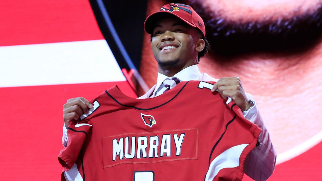 Draft Pick 1: Arizona Cardinals - Bildquelle: Getty