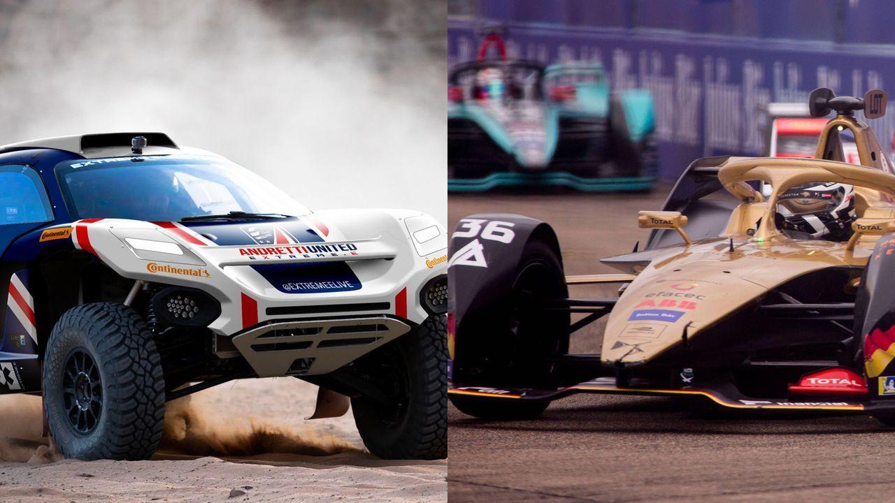 Die Unterschiede zwischen Extreme E und Formel E - Bildquelle: Extreme E/Imago