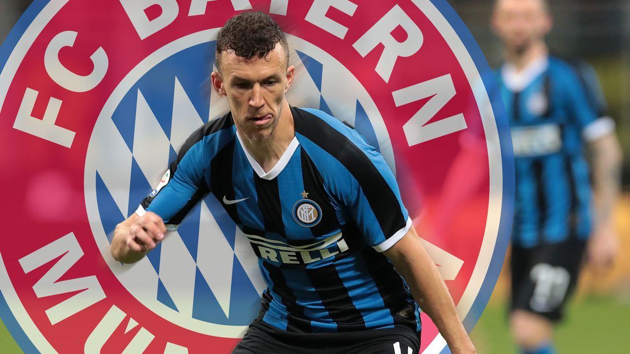 Ivan Perisic (FC Bayern München) - Bildquelle: 2019 Getty Images