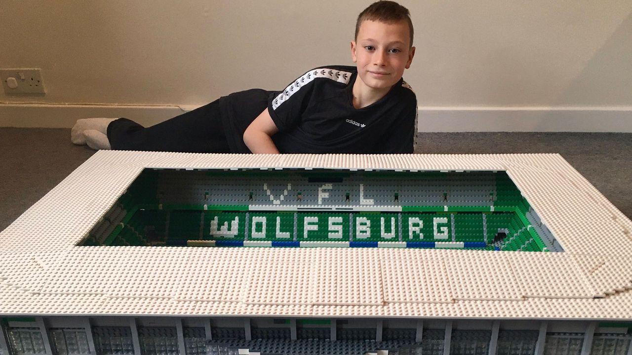VfL Wolfsburg - Bildquelle: Twiiter @ AwayDayJoe_