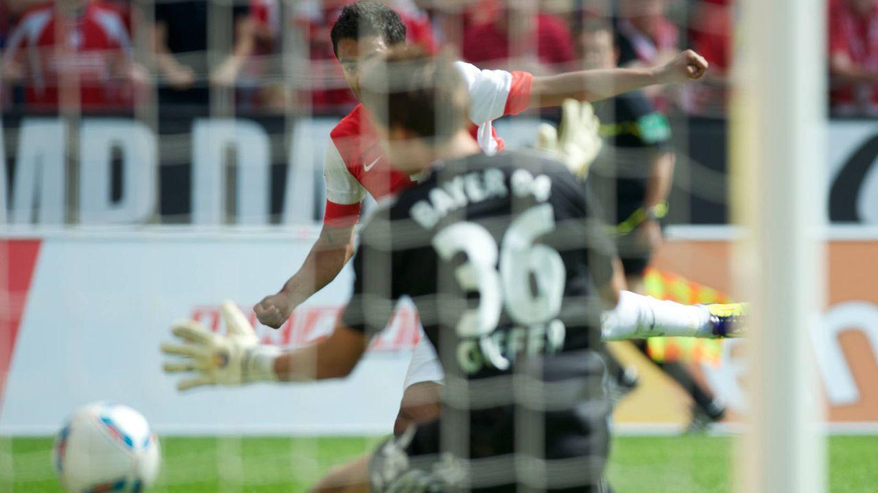 Fabian Giefer (Bayer Leverkusen)  - Bildquelle: imago sportfotodienst