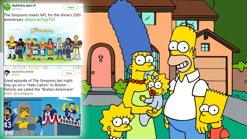 Am 28.10.2019 feiern die Simpsons 30. Jubiläum - Bildquelle: imago images / Cinema Publishers Collection