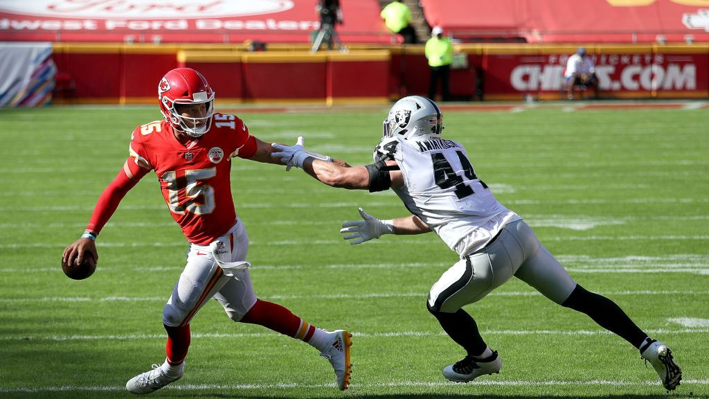 AFC West - Bildquelle: Getty
